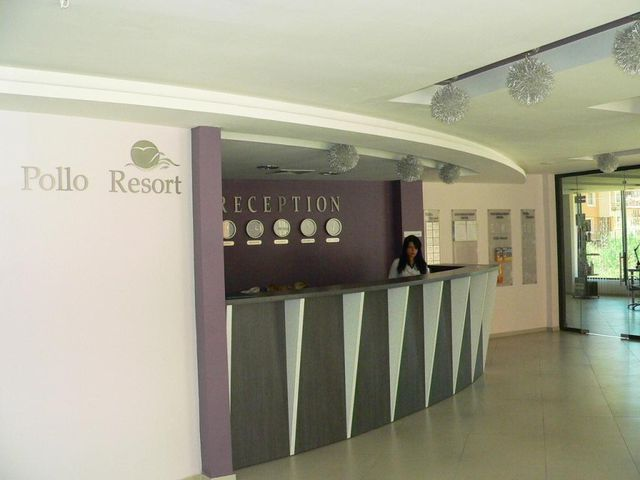Pollo Resort Apartments - Lobby