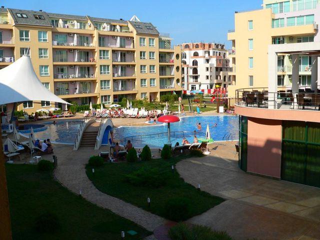 Apartamente Pollo Resort