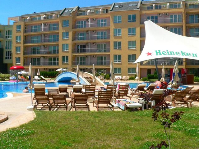 Apartamente Pollo Resort